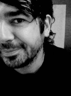 leon black and white picture