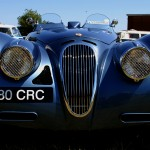 Jaguar XK150 on Display