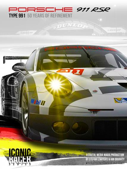 Porsche 911 RSR (Type 991)