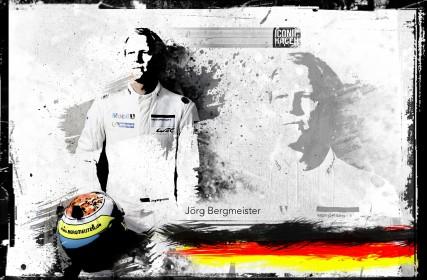 Porsche Team Manthey: Jörg Bergmeister