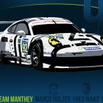 Porsche Team Manthey: Frederic Makowiecki