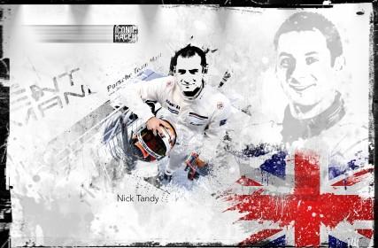 Porsche Team Manthey/Porsche North America: Nick Tandy