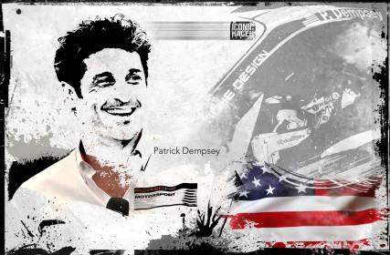 Dempsey Racing-Proton: Patrick Dempsey