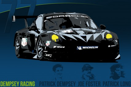 Dempsey Racing Proton
